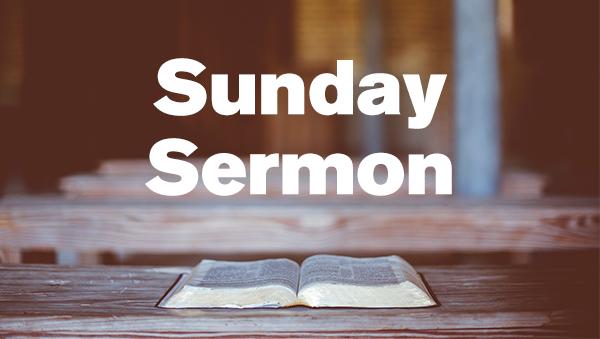 Series: Non-Series Sermon